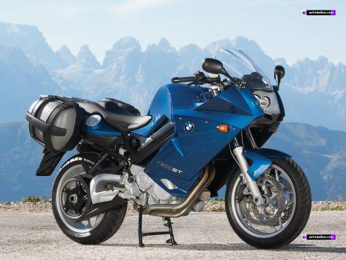 BMW F800S/ST