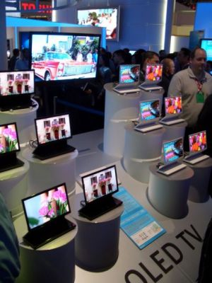 Sony OLED-телевизоры