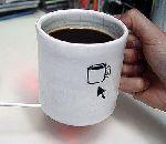 Чашка и мышка в одном