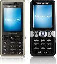 Sony Ericsson K810 и K550