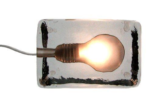 Лампы в виде тающего льда