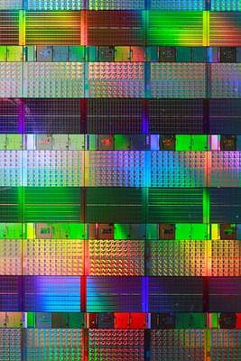 Intel показывает 80-ядерный процессор на ISSCC