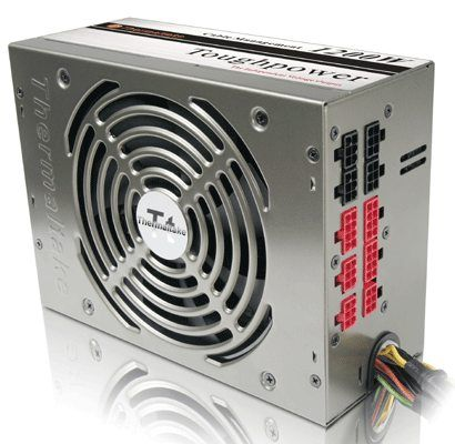 БП ThermalTake ToughPower 1000W и 1200W
