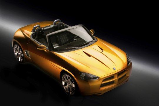 Chrysler Demon – концептуальный роадстер