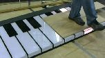 Гигантская клавиатура