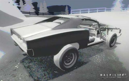 Машина из Half-Life 2: Episode 2