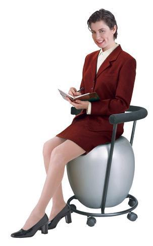 ErgoChair – самый эргономично-необычный стул