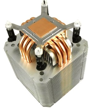 OCZ Vindicator - кулер для AMD 754, 939, AM2 и Intel 775