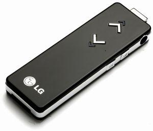 LG выпустит USB-плеер UP3 в России