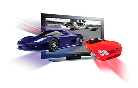 LG представила 3D ЖК монитор