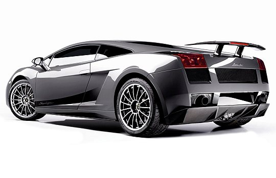 Lamborghini Gallardo Superleggera – новый суперкар