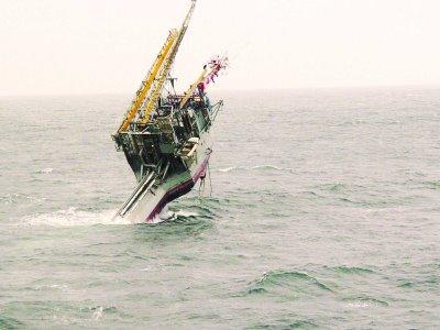 FLIP - единственное в своем роде судно-«перевертыш»