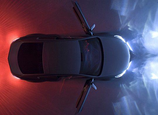 Gran Turismo Coupe - последний концепткар от Opel