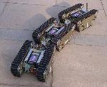 Поисковые роботы могут работать в команде