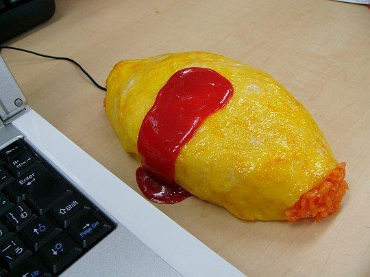 Безумная компьютерная мышь - японцы снова радуют!