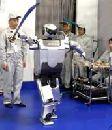 Робот с саблей