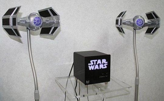 Очередная дань Звездным войнам