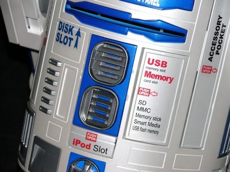 R2D2: робот у вас дома... в качестве передвижного PC