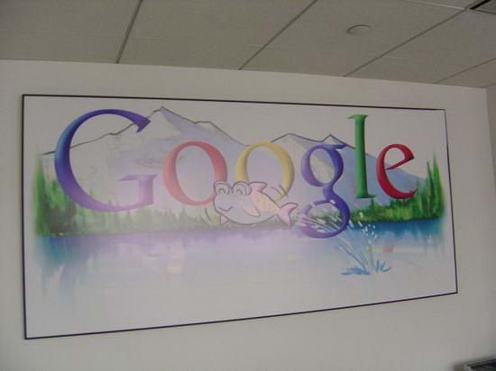 Офис Google