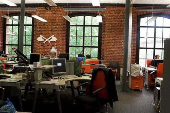 Офис Yandex