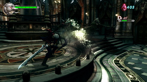 Devil May Cry 4 на 360 и PC
