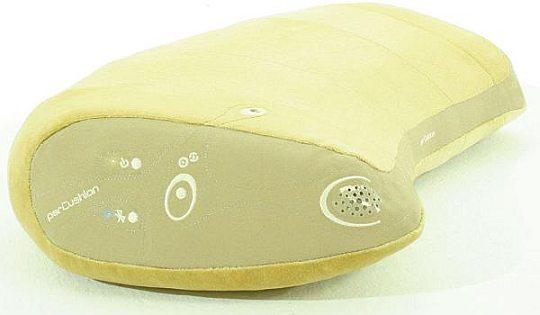 Подушка + Bluetooth-гарнитура в одном