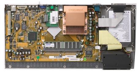 Компьютер в клавиатуре Cybernet ZPC-945SL