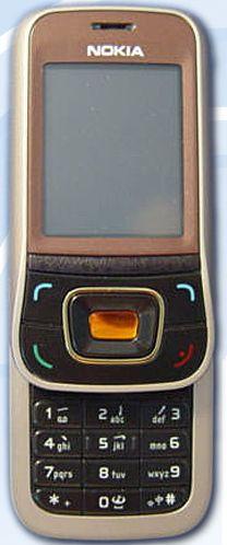 Первые фотографии Nokia 7088