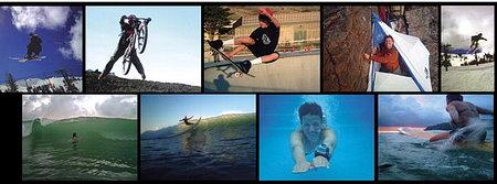 GoPro Digital Hero 3: наручная водонепроницаемая фотокамера