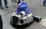 Автоматический пылесос Figla Robot