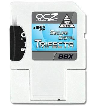 OCZ Trifecta: двухстандартный флэш-гибрид 3-в-1