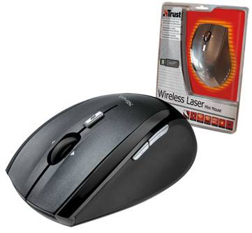 Trust: анонс новых лазерных мышей