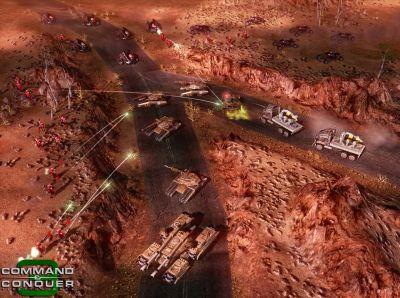 Command & Conquer 3 в России 5 апреля