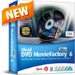 Ulead DVD MovieFactory v6.0 Plus - создание DVD