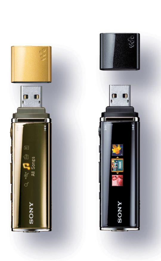 Новые плееры Sony Walkman Е-серии