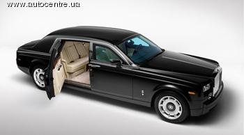 Rolls-Royce подготовила бронированный Phantom