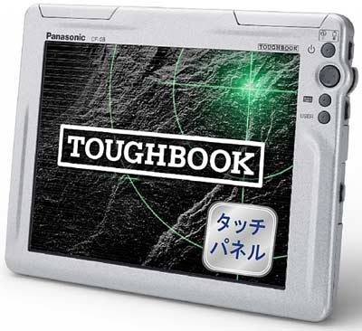 Планшет Panasonic ToughBook CF-08
