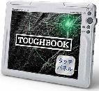 Планшет Panasonic ToughBook CF-08