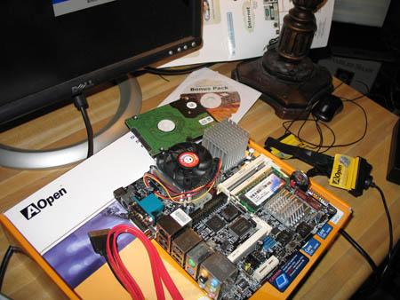 Компьютер-бобер (моддинг)