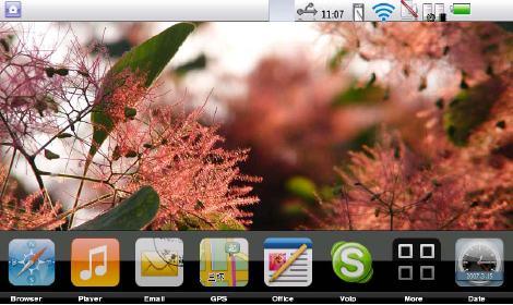 IDF Spring 2007: UMPC мигрирует на Linux