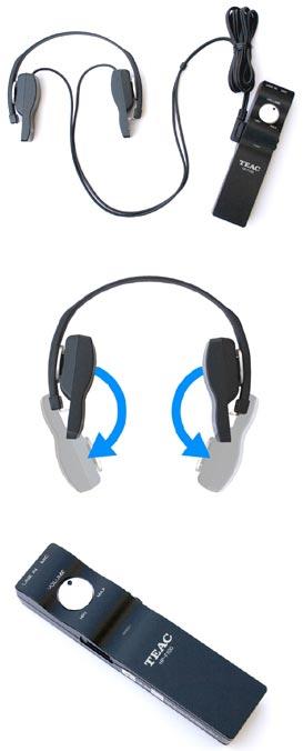 Новым наушникам от TEAC не нужны уши