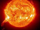 Солнце издает органные звуки