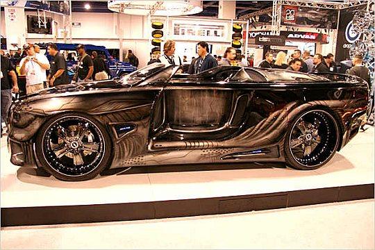 «Зловещая шестерка» или бывший BMW 645