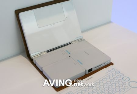 Концепт ПК Samsung Digiplan