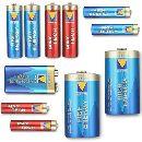 VARTA самые мощные батареи