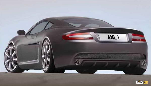 Aston Martin выпустит модель NPX стоимостью $500 000