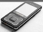 Музыкальный телефон Samsung F308