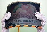 LG.Philips: цветная электронная бумага размера A4