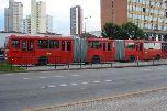 Самые длинные автобусы у китайцев