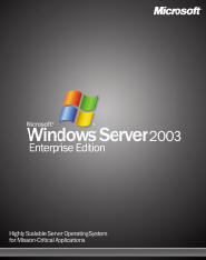 Windows Server 2003 Enterprise SP2 Rus X86